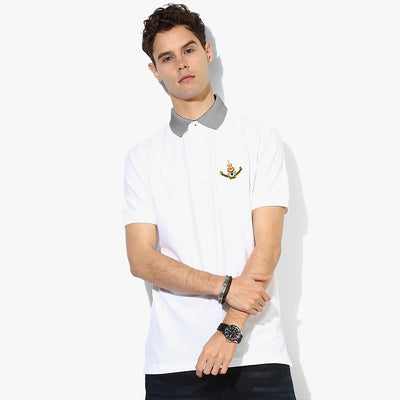 Polo Republica Selangor Polo Shirt Men's Polo Shirt Polo Republica White Heather Grey S