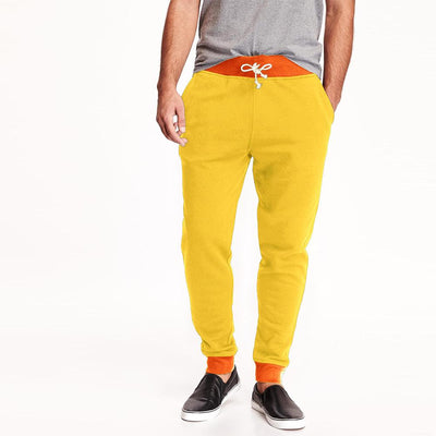 Polo Republica Bremen Men's Sweat Pants Men's Sweat Pants Polo Republica Yellow Orange S