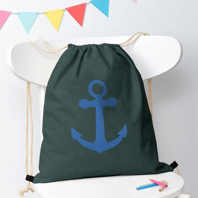 Polo Republica Ship Langar Drawstring Bag Drawstring Bag Polo Republica Zink