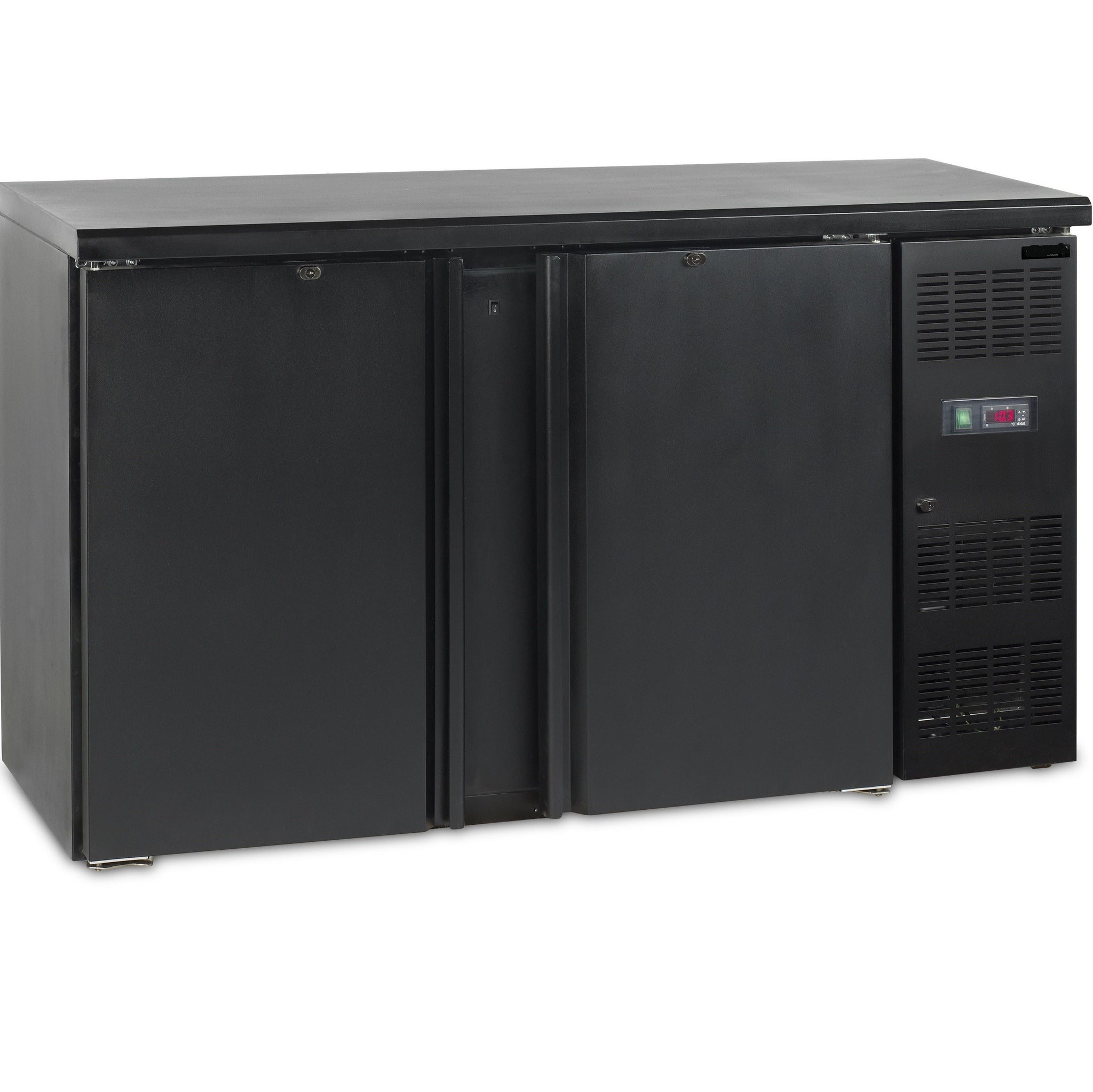Tefcold backbar cbc210-p heavy duty