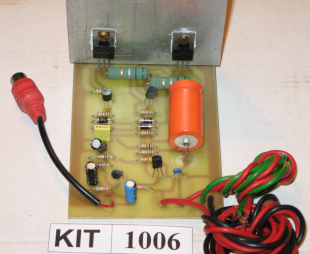 EFK 1006 20 Watt Amplifier