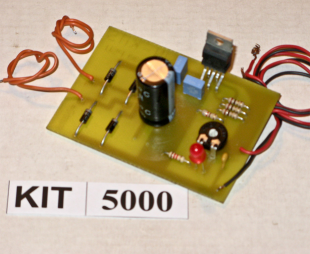 EFK 5000 L200 Power Supply