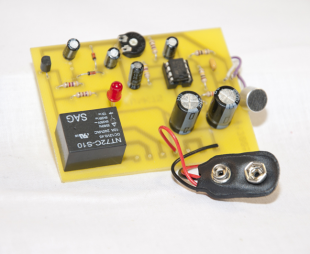 EFK 12005 Sound-Activated Switch