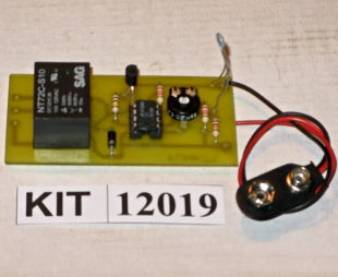 EFK 12019 Temerature Switch