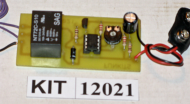 EFK 12021 Delay-On Timer