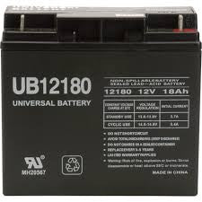 BATTERY SEALED LEAD ACID 12V 17A
