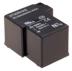 24V 30A 5 PIN SPDT T-SHAPE RELAY