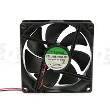12Vdc 120mm X 25mm 0.24A COOLING FAN 2.6W