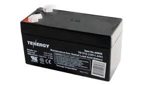 BATTERY SEALED LEAD ACID 12V 1.2A