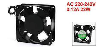 220vAc 150x150x50mm COOLING FAN