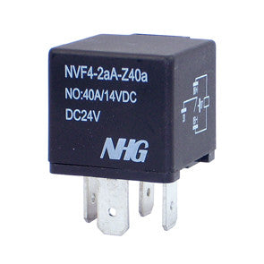 24V 30A 5 PIN TRUCK RELAY