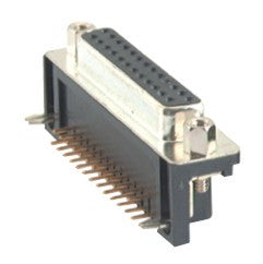 37 WAY D SUB R/A PCB MOUNT CONNECTOR