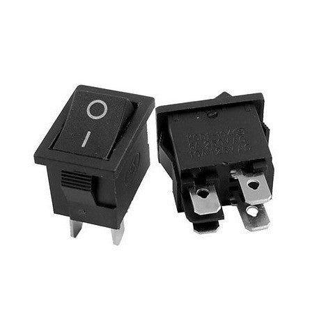 4 PIN MINI ROCKER SWITCH