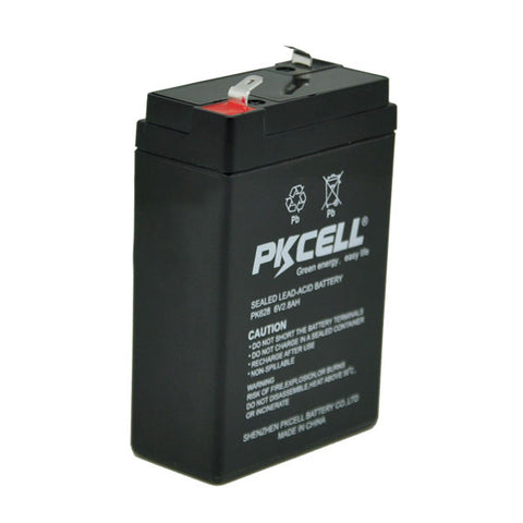 BATTERY SEALED LEAD ACID 6V 2.8A