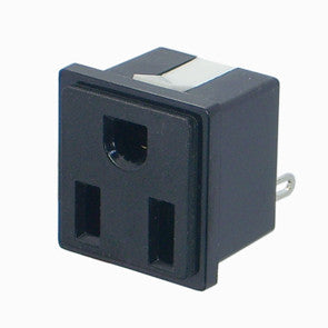 AMERICAN MAIN'S PANEL MOUNT SOCKET