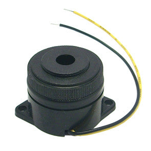 BUZZER PIEZO WITH LEAD 3 - 15V 90db