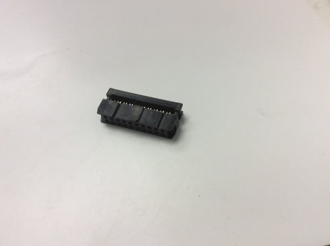 20 WAY IDC SOCKET / RIBBON CABLE CONNECTOR
