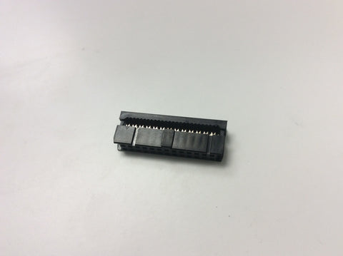 26 WAY IDC SOCKET / RIBBON CABLE CONNECTOR