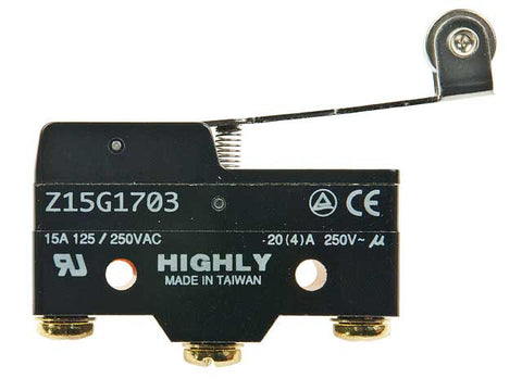 MICRO SWITCH LARGE 15A