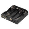 BATTERY HOLDER AA x 4