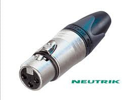 NEUTRIX XLR CANNON FEMALE