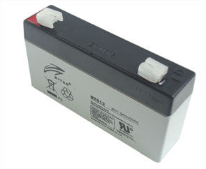 BATTERY SEALED LEAD ACID 6V 1.2A