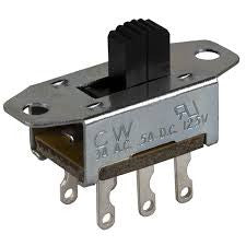 SLIDE SWITCH ON-ON 36x13.3x12.4mm