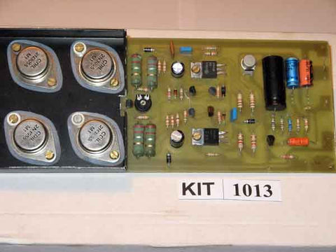 EFK 1013 125 Watt Amplifier