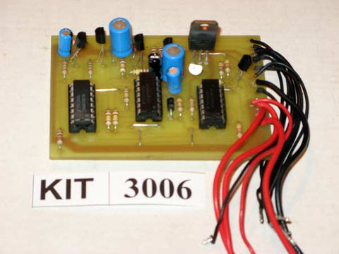 EFK 3006 Car Alarm