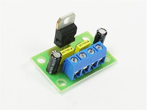 Positive Fixed Voltage Regulator Module 1A