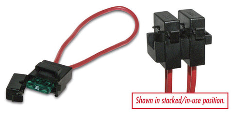 FUSE HOLDER BLADE (STACKABLE)