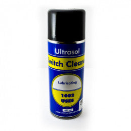 SWITCH CLEANER ULTRASOL LUBRICATING SPRAY