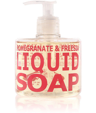 Pomegranate & Freesia Liquid Soap, 300ml