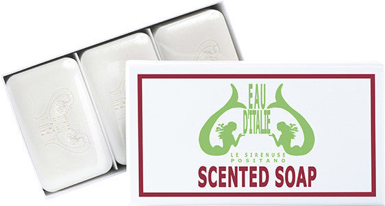Scented Soap - 3 bars, 100g