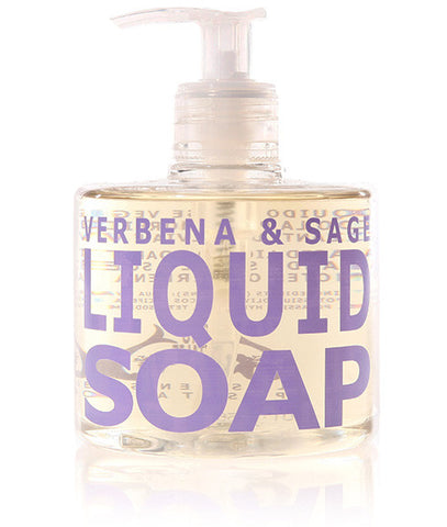 Verbena & Sage Liquid Soap, 300ml