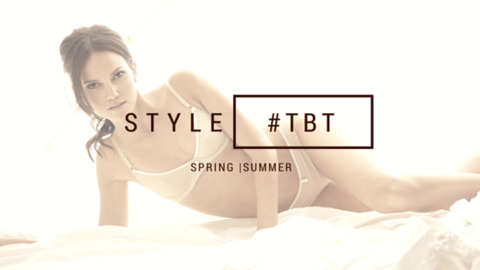 Style #TBT | Spring/Summer