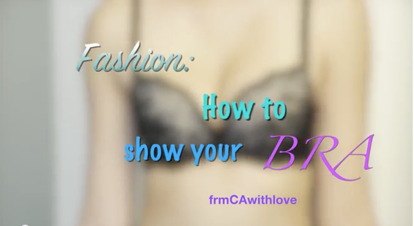 Summer Fashion Fun: How to style some signature TLBC bras!