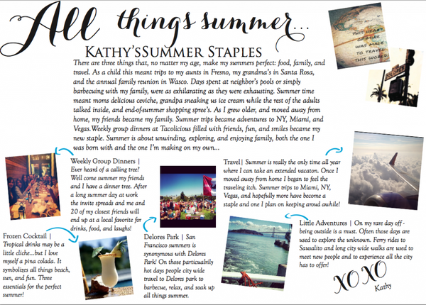 TLBC | Summer Staples #3