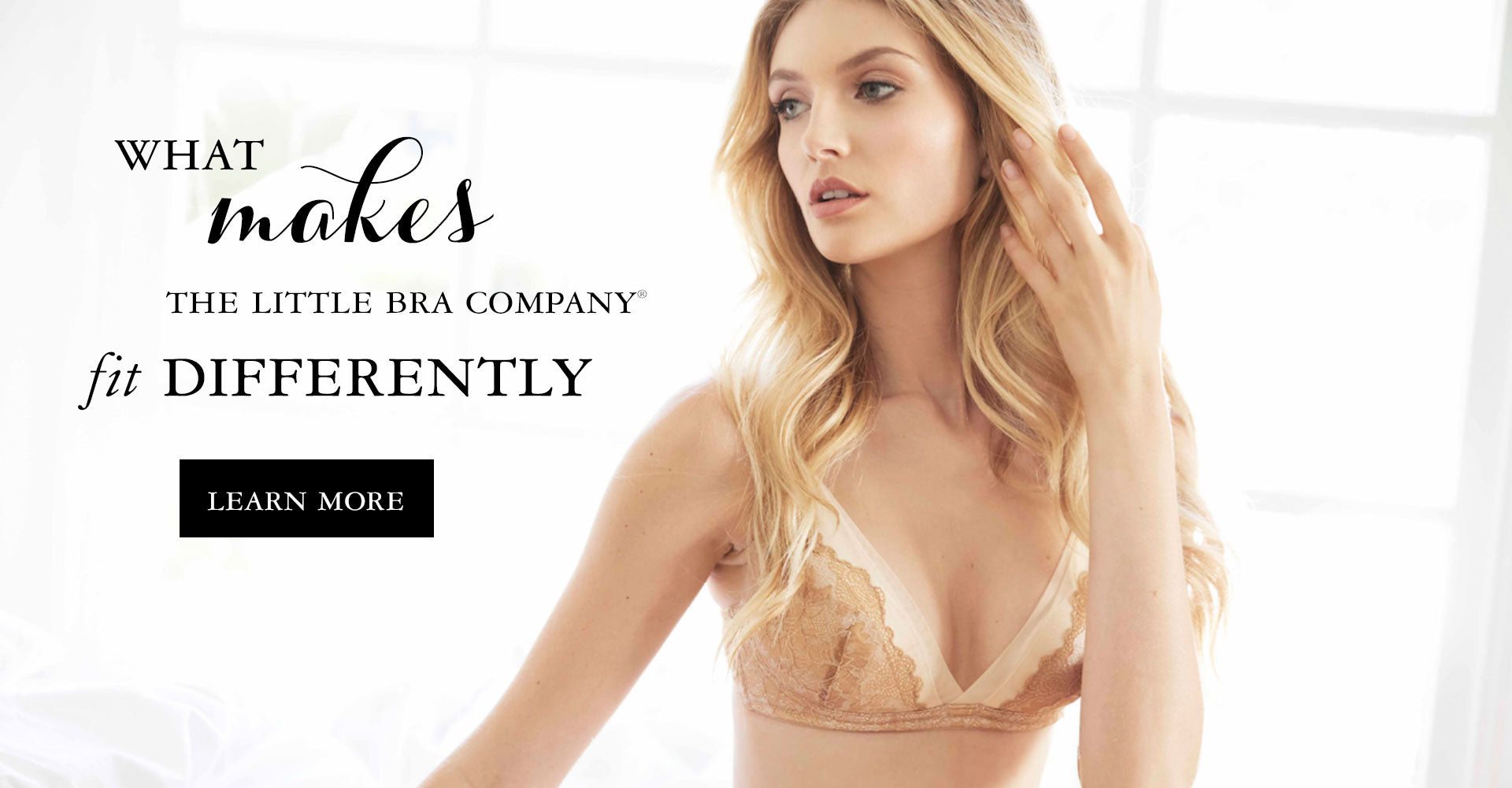 e9bbdcec69 The Little Bra Company - Small Bras and Lingerie in A