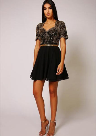 Coco Boutique Amanda Mini Dress