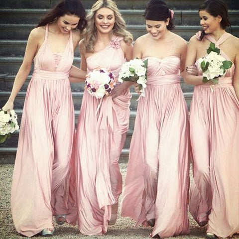 Eliza and Ethan bridesmaids dresses