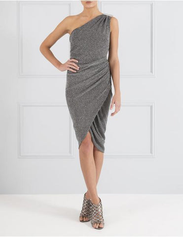 Kayden Wrap Dress Forever Unique Coco Boutique