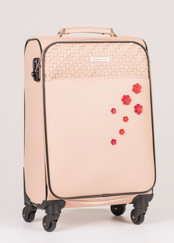 Lulu travel suitcase, designer luggage, cabin case, dublin boutique, irish boutique