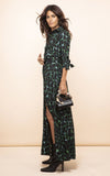 dove, dove dress, dancing leopard, alligator print, green alligator print