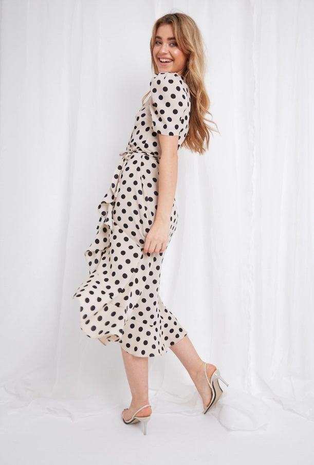 Ladies fashion Avery Wrap Dress - Shop dresses online on Coco Boutique