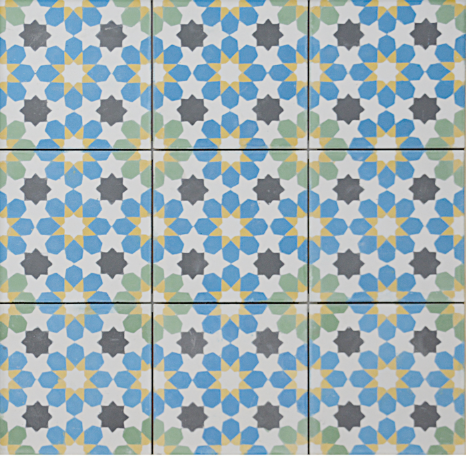 Encaustic Tile- Bazaar