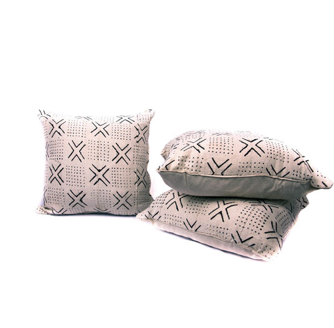 Traditional Mud Cloth Cushion