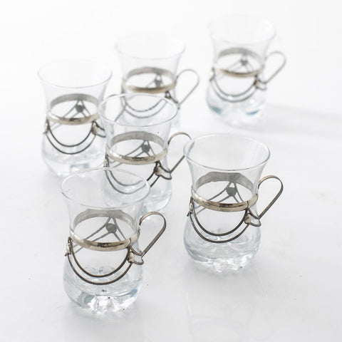 Alpaka Tea Glass - set of 6