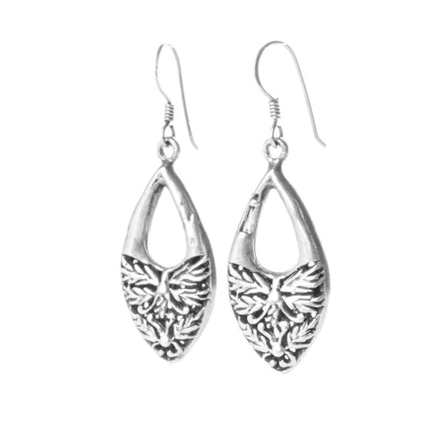 Filigree Babouche Earrings