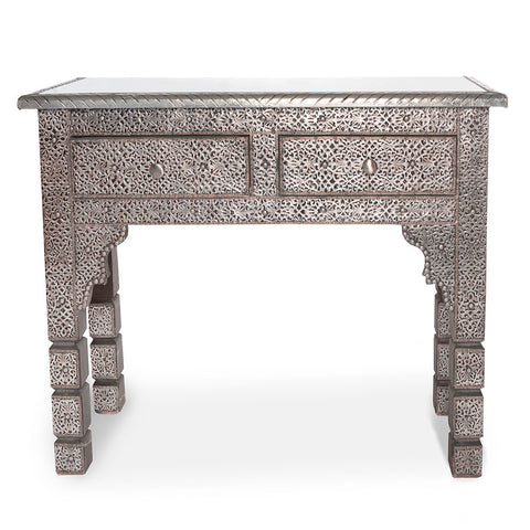 Alpaka Filigree Console Table
